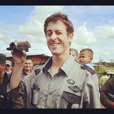 Así cubrieron los medios de Francia y Colombia la liberación del periodista Romeo Langlois.