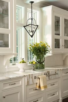 kitchen with beautiful details