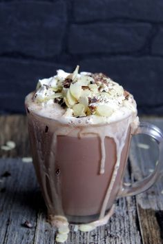 Thermomix Rezepte Herz Herzfeld - hot chocolate amaretto