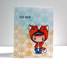 Wildly Amazing Card