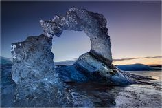 Arctic Gate by Christian Klepp on 500px