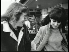 Jack Casady and Grace Slick of Jefferson Airplane, 1967 Grace Slick, Jim Marshall, Rock And Roll History, Great Society, Jefferson Starship, Jefferson Airplane, Women Of Rock, Sixties Fashion, Rock Groups