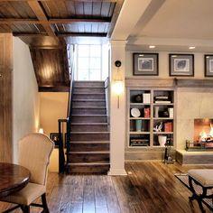 Remodeling Basement Ideas rustic basement ideas basement rustic with reclaimed barn wood