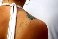 Small Butterfly Tattoos   Small Butterfly Tattoos - Tons of Ideas, Designs, Photos  Inspiration