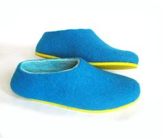 sunny turquoise shoes eco
