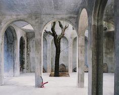 Xavier Corberó es un reconocido artista y escultor catalán que ha abierto las puertas de su casa al diario TheWall Street Journal.