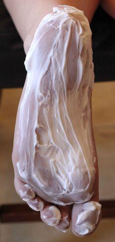 Listerine and Shaving Cream