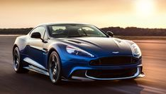 The 2018 Aston Martin Vanquish S Coupe Is the Gentleman's Supercar