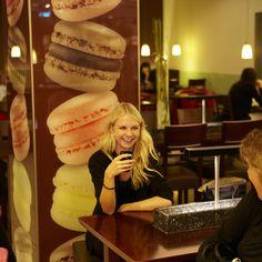 Emmen Center Emmenbrücke Confiserie Bäckerei Bachmann Kaffee Restaurant Café Luxemburgerli