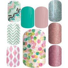 Jamberry Nails Combo - Out Of Focus lynnhermance.jamberrynails.net