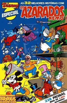 Disney Especial - 065 : Os Azarados