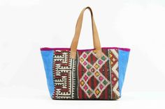 Bolso Mod. 341 David by Ros - #Bags #Bolsos #Kilim #ss16
