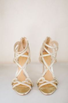 The best wedding shoes of 2015: http://www.stylemepretty.com/2015/12/11/the-best-wedding-shoes-of-2015/
