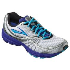 Brooks Women's Launch -- a lightweight neutral trainer to get you from start to finish