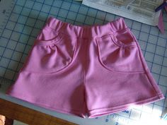 Gymboree Shorts Tutorial || Siestas and Sewing #sewing