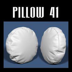 Obj Pillow Interiors - 3D Model