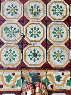 Little India tiles-Singapore