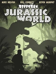 Jurassic World for #RiffTrax by Jason Martian ✏ (@TheJasonMartian)   Twitter