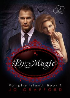Jo Grafford: DR. MAGIC, Coming April 10th!