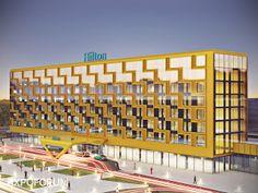 В Санкт-Петербурге открылся отель бренда Hampton b...