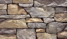 Eldorado Stone - Shadow Rock texture in Chesapeake color