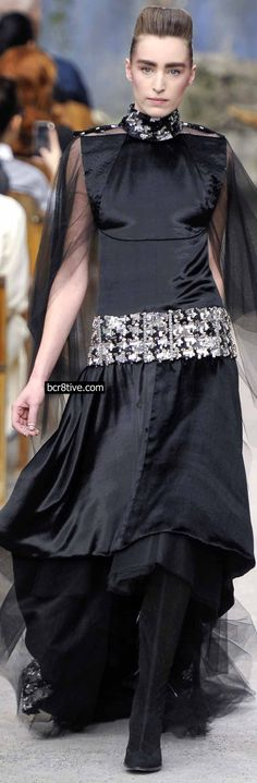 Chanel Fall Winter 2013-14 Haute Couture Collection » bcr8tive
