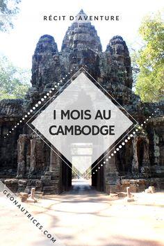 Récit du voyage au Cambodge de Candie. Elle dévoile son parcours dans ce pays, les villes et villages visités. Un pays très intéressant à découvrir.