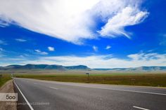 Russia - awesome! by Axell444  24-70 6D Canon Canon 6d Khakassia Mysteries RU Reflection Road Russia Sayan Start Steppe Yenisei anc