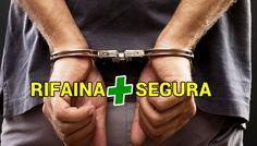 EM NOVE MESES, RIFAINA REGISTROU APENAS 31 OCORRÊNCIAS POLICIAIS