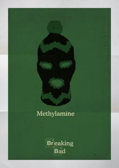 1x07: A No-Rough-Stuff Type Deal ByKaty Gilligan in Southampton, UK Breaking Bad Season 1, Breaking Bad Art, Heisenberg, Seasons, Southampton, Type, Seasons Of The Year