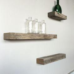 Rustic Shelves - Lounge