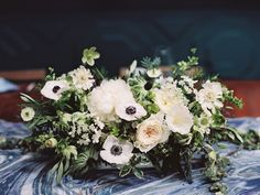 Whimsical and Modern Los Angeles Wedding