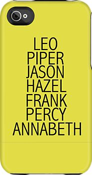 If you noticed all the names are in order of boyfriend and girlfriend exept for Leo ...some one needs to put a calypso
