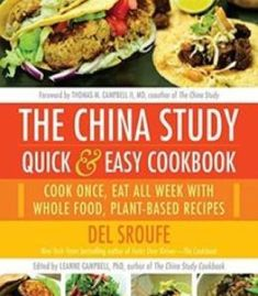 Byron the cookbook pdf cookbooks pinterest the china study quick easy cookbook pdf forumfinder Choice Image