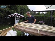 Hængesofa: Se, hvordan du kan bygge din egen, unikke hængesofa, med inspiration fra Torben Hjorth.