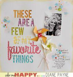 Favorite Things ***Bella Blvd*** - Scrapbook.com