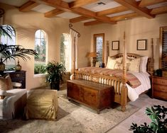 Southwest Bedroom Design Ideas - Are you really losing that fire in your relationship by means of your partner? Small Master Bedroom, Master Bedroom Design, Home Bedroom, Bedroom Decor, Master Bedrooms, Bedroom Retreat, Bedroom Ideas, Bedroom Furniture, Southwest Bedroom