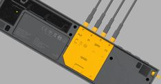 Teenage Engineering has introduced the Oplab Module I/O adapter for the OP-Z mini-synth. Teenage Engineering, Home Studio Music, Industrial Design, Physics, Branding Design, Layout, Graphic Design, Technology, Mixers