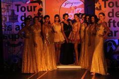 Fashion Show to celebrate the success of Tour de India