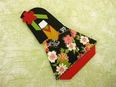 Paper Kimono 1 Photos | Origami paper doll - Sumiko | 018