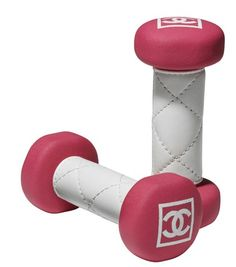 Chanel weights
