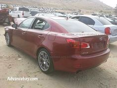 2009 Lexus IS250 on sale parts only parting out Advancebay Inc #694