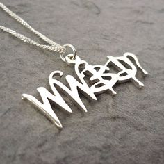 WWBD Pendant. WANT!!