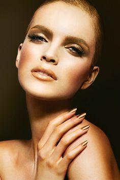 golden!  Love tom ford makeup