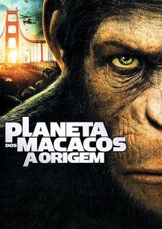 Assistir Planeta dos Macacos: A Origem online Dublado e Legendado no Cine HD