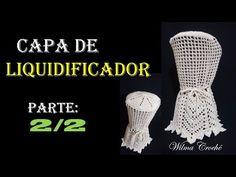 Capa de Crochê Para Galão D'água - Wilma Crochê - YouTube