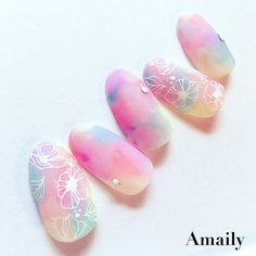 いいね!591件、コメント1件 ― Amaily.jpさん(@amaily_jp)のInstagramアカウント: 「#Amaily#アメイリー#nails#nailart #nailstagram #instanails#kawaii #gelnails #japanesenailart #nailswag…」