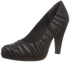 Marco Tozzi 22442, Chaussures à talons - Avant du pieds couvert femme