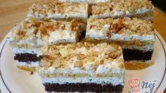 Hrnkový chléb téměř bez práce – RECETIMA Cake Recipes, Dessert Recipes, Czech Recipes, Oreo Cupcakes, Croissants, Sweet Desserts, Nutella, Tiramisu, Sweet Tooth