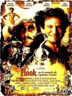 film Hook ou la revanche du Capitaine Crochet streaming vf